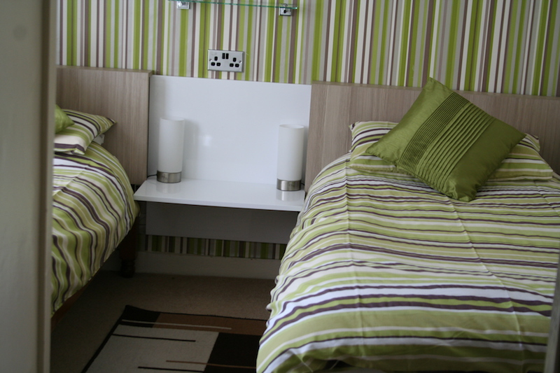Lodmoor Twin Room